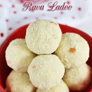 Rava Laddu Recipe- Ingredients