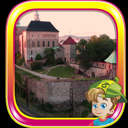 解谜のアーケシュフース要塞からの脱出 LOGO-記事Game