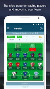 EPL Manager Fantasy- screenshot thumbnail