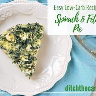 Spinach Pie Cream Cheese Recipes.
