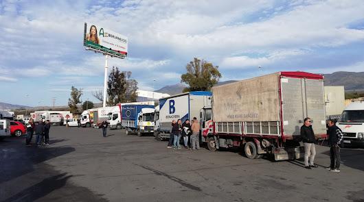 Dos de cada tres camioneros que se jubilan en Almería no tienen relevo