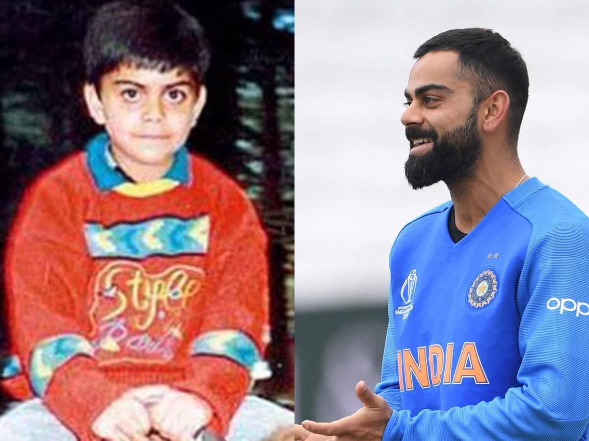 Virat Kohli writes an emotional note to 15-year-old 'Chiku' on his 31st  birthday   Cricket News - Times of India