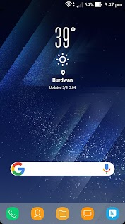Theme for Galaxy S8 app (apk) free download for Android/PC
