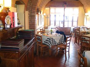 Photo: ... die das Dorfrestaurant auch für mich zum Frühstücksraum umfunktionieren.