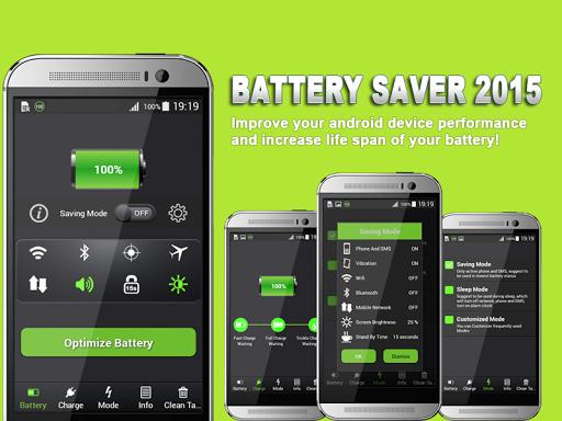 Battery Saver 2015