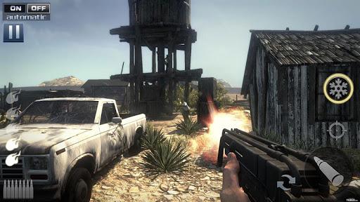 Zombie Shooter : Fury of War 1.1 screenshots hack proof 1