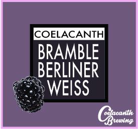 Logo of Coelacanth Bramble Berliner Weiss