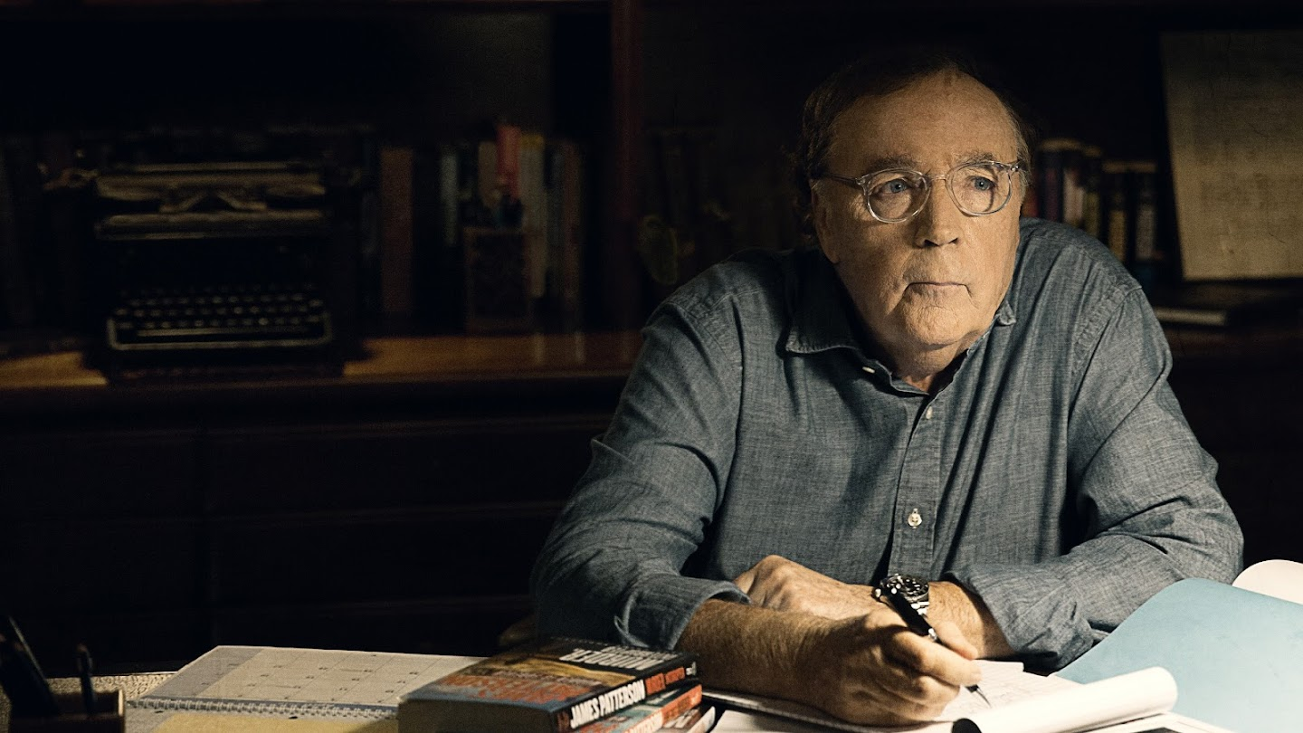 Watch James Patterson's Murder Is Forever live