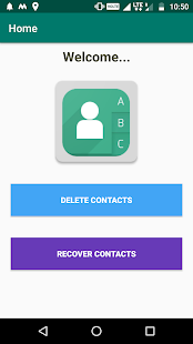 Multiple Contact Recover/Delete - náhled