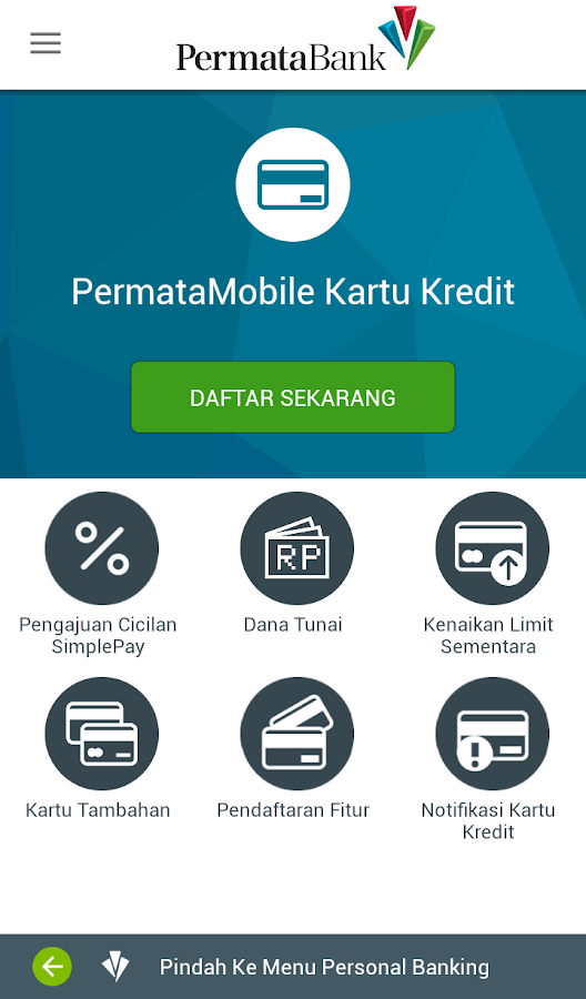 PermataMobile- screenshot