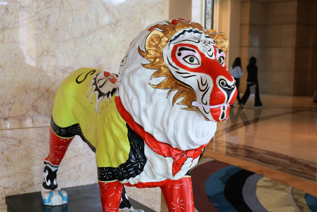 Art in the MGM Macau