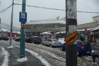 Photo: bratislava hlavná stanica