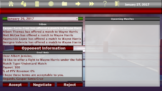 how to play world boxing manager