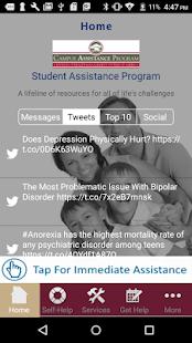 Campus Assistance Program - náhled