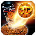 3D Basketball Theme icon