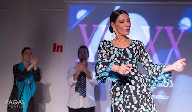 Photo: Małgorzata Matuszewska Elvira Gutierrez Manolo Albarracin Flamenco XIX/XX Tangos Danza Espanola