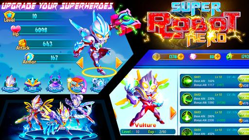 Superhero Robot for PC