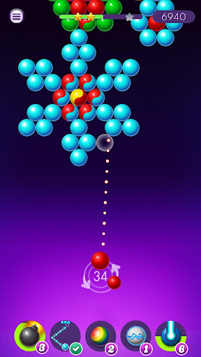 Bubble Shooter Mania modavailable screenshots 2