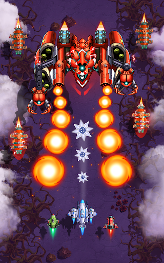 Strike Force - Arcade shooter - Shoot 'em up 1.5.4 screenshots 12