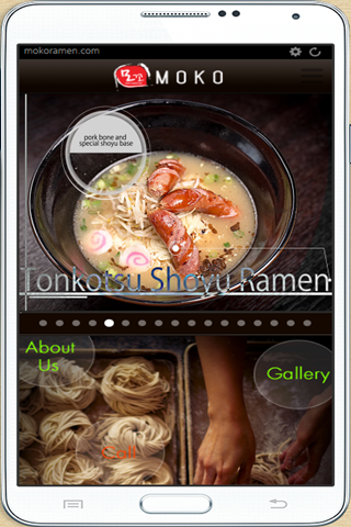 Moko Ramen Bar,Best Ramen Bar- screenshot
