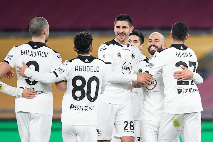 Serie A : Venise battu dans les arrêts de jeu par La Spezia