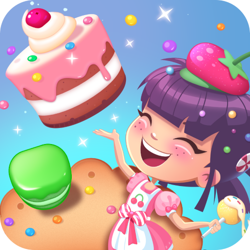 Fruit Candy Blast Match 3: Sweet Cookie Mania (game)