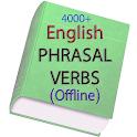 Phrasal Verbs Dictionary Offline icon