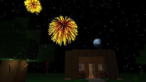 IdleCraft - mine diamonds and build a house! android2mod screenshots 1