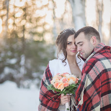 Wedding photographer Yanka Partizanka (Partisanka). Photo of 22.12.2016