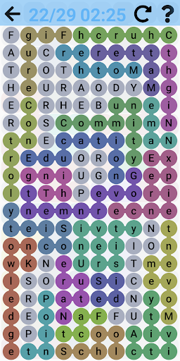 Word Search - Free word games. Snaking puzzles filehippodl screenshot 8