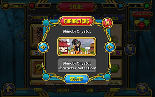 Anime Crystal - Arena Online