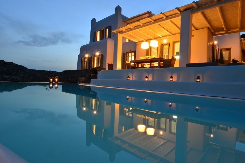 Villa Artisti, Mykonos