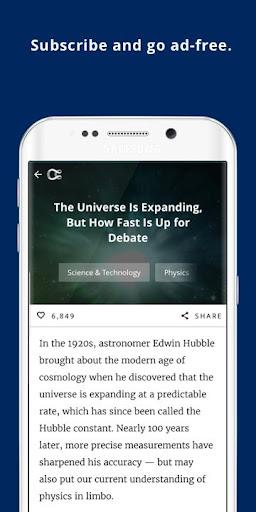 Screenshot for Curiosity in Hong Kong Play Store