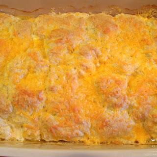 Easy Cheesy Chicken Casserole ~ S