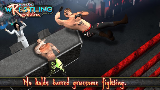 World Wrestling Revolution - Free Wrestling Games  screenshots 5
