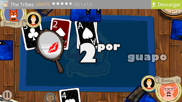 Screenshot of Forty