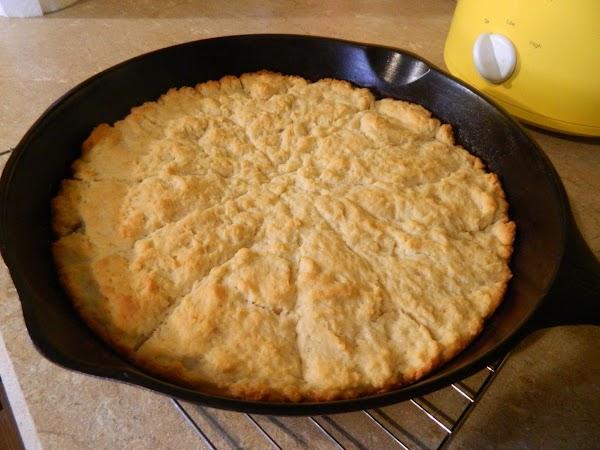 Skillet Bread Recipe