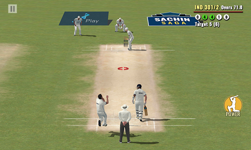 Sachin Saga Cricket Champions 1.1.1 gameplay | by HackJr.Pw 6