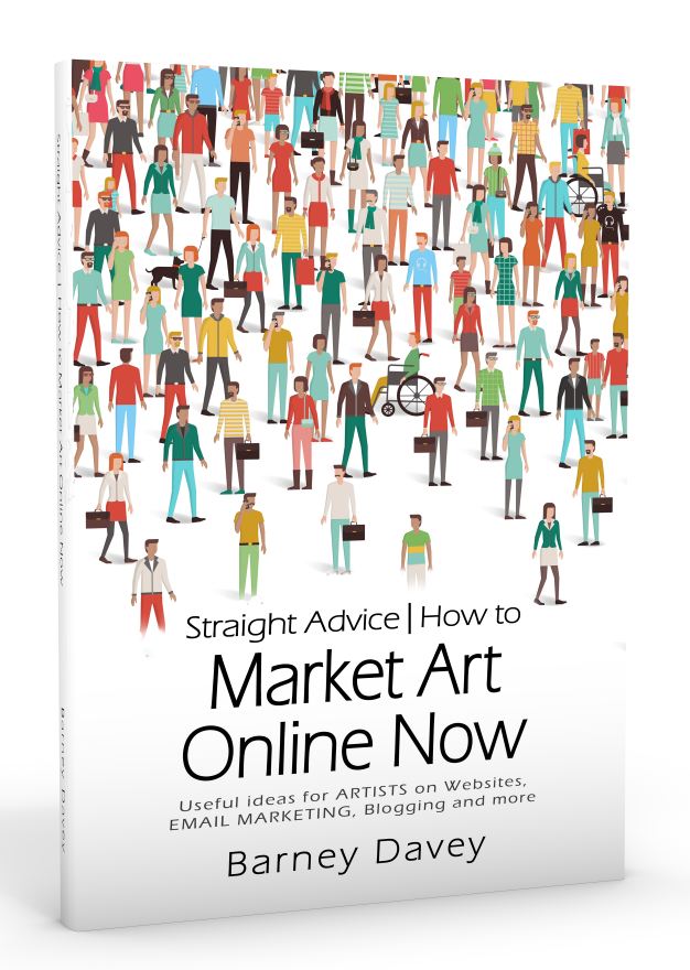 Straight Advice: How to Market Art Online