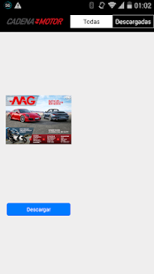 Cadena Motor Magazine- screenshot thumbnail