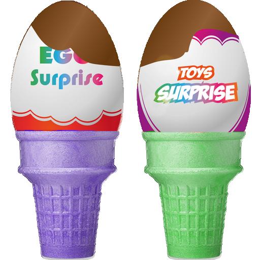 Surprise Ice Cream Eggs Pro