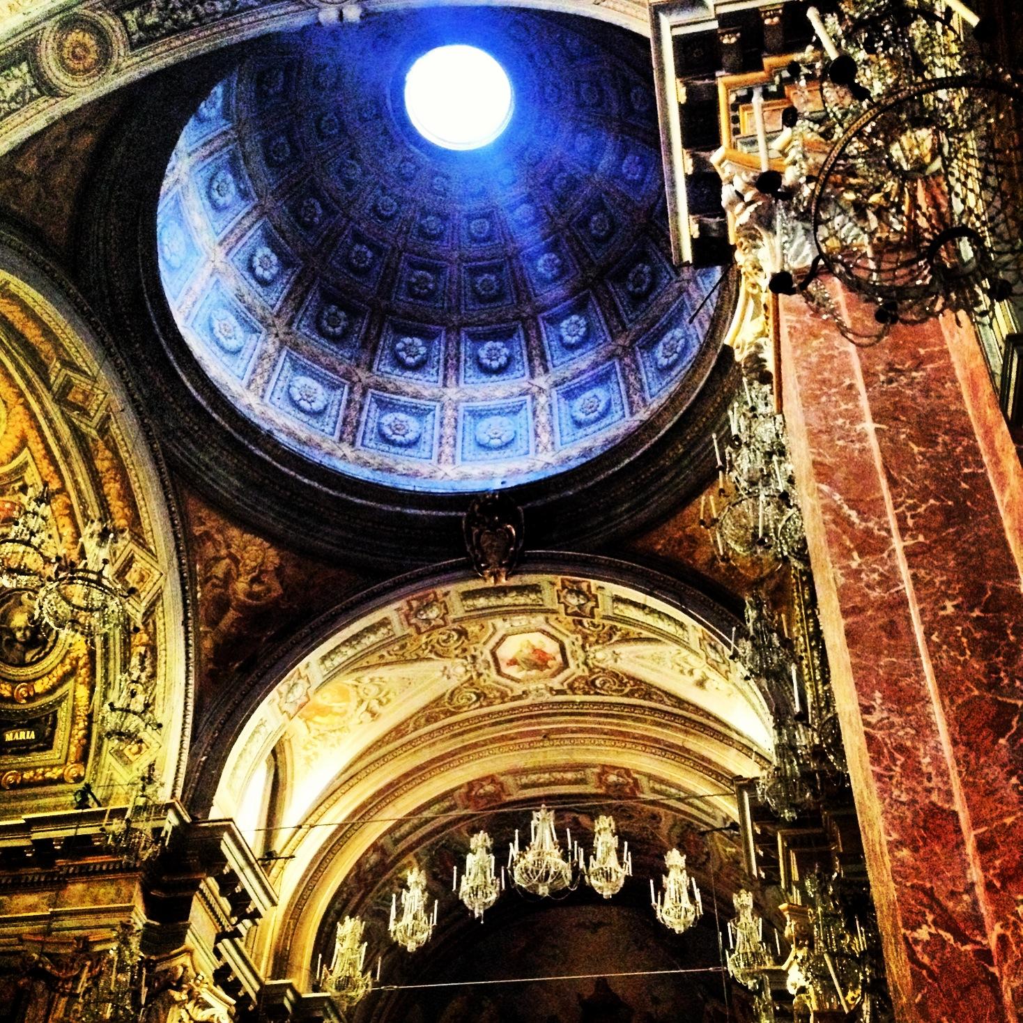 Vespers: Santa Maria della Scala - Rome