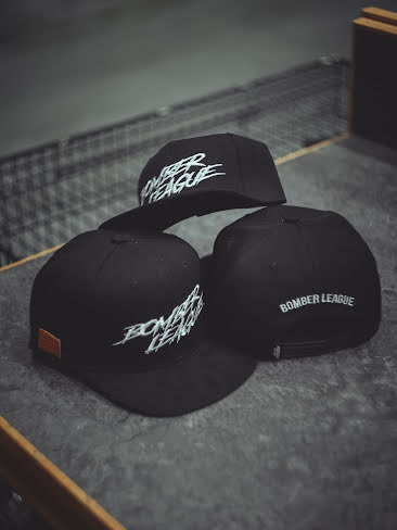 Bomber league Snapback