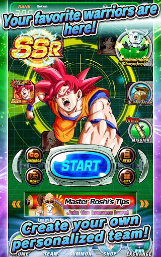 DRAGON BALL Z DOKKAN BATTLE  screenshots 9