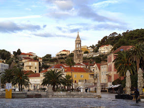 Photo: Separated from the mainland by just a few miles, Hvar is the longest of the Croatian islands.