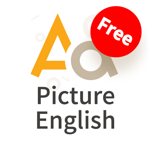 Picture English Dictionary - 24 Languages 5M Pics Icon