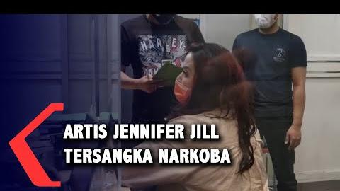 Potret Jennifer Jill Jadi Tersangka Narkoba