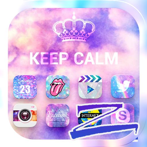 Keep Calm Theme-ZERO Launcher