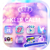 Keep Calm Theme-ZERO Launcher