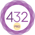 432 Player - Listen to Pure Music Like a Pro icon